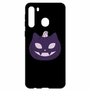 Etui na Samsung A21 Lilac pumpkin