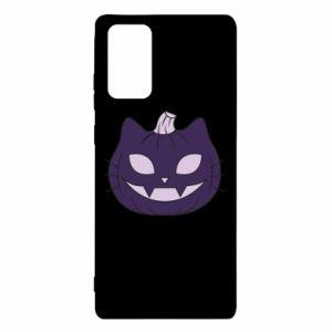 Etui na Samsung Note 20 Lilac pumpkin
