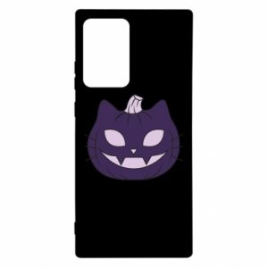 Etui na Samsung Note 20 Ultra Lilac pumpkin