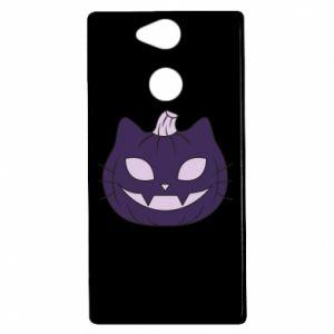 Etui na Sony Xperia XA2 Lilac pumpkin