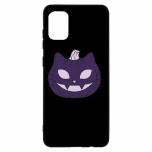 Etui na Samsung A31 Lilac pumpkin