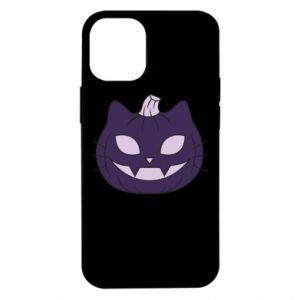 Etui na iPhone 12 Mini Lilac pumpkin