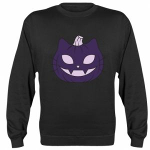 Bluza (raglan) Lilac pumpkin