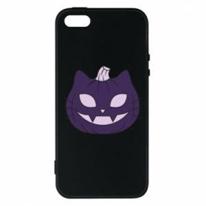 Phone case for iPhone 5/5S/SE Lilac pumpkin