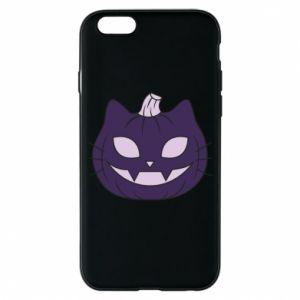Phone case for iPhone 6/6S Lilac pumpkin