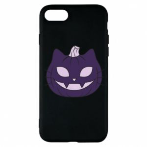 Phone case for iPhone 7 Lilac pumpkin
