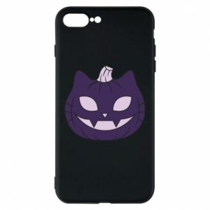 Phone case for iPhone 7 Plus Lilac pumpkin