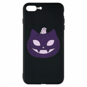 Phone case for iPhone 8 Plus Lilac pumpkin