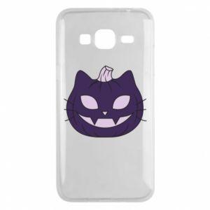 Etui na Samsung J3 2016 Lilac pumpkin