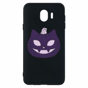 Etui na Samsung J4 Lilac pumpkin