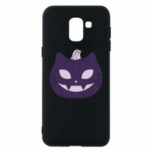 Etui na Samsung J6 Lilac pumpkin