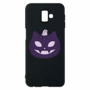 Etui na Samsung J6 Plus 2018 Lilac pumpkin