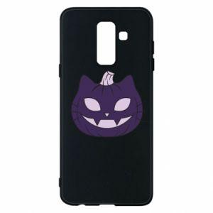 Etui na Samsung A6+ 2018 Lilac pumpkin