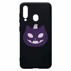 Etui na Samsung A60 Lilac pumpkin