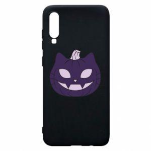 Etui na Samsung A70 Lilac pumpkin