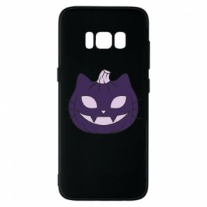 Phone case for Samsung S8 Lilac pumpkin