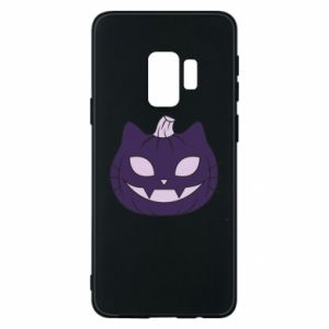 Phone case for Samsung S9 Lilac pumpkin