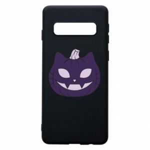 Phone case for Samsung S10 Lilac pumpkin