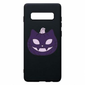 Phone case for Samsung S10+ Lilac pumpkin