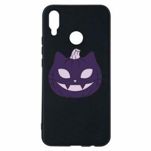Etui na Huawei P Smart Plus Lilac pumpkin