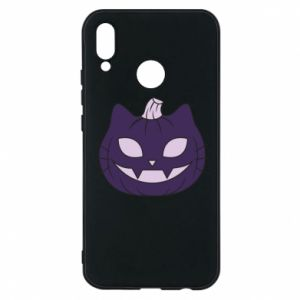 Etui na Huawei P20 Lite Lilac pumpkin