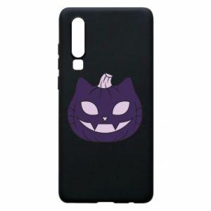 Etui na Huawei P30 Lilac pumpkin