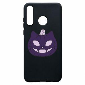 Etui na Huawei P30 Lite Lilac pumpkin