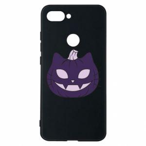 Etui na Xiaomi Mi8 Lite Lilac pumpkin