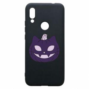 Etui na Xiaomi Redmi 7 Lilac pumpkin