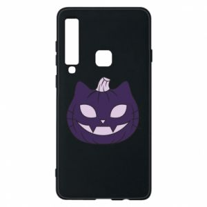 Etui na Samsung A9 2018 Lilac pumpkin
