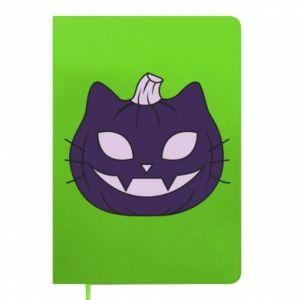Notepad Lilac pumpkin
