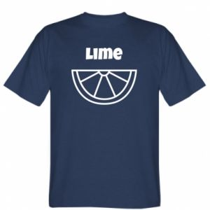 T-shirt Lime for tequila