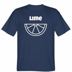 Koszulka męska Lime for tequila