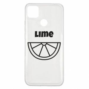 Etui na Xiaomi Redmi 9c Lime for tequila