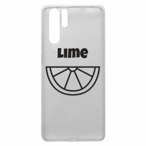 Etui na Huawei P30 Pro Lime for tequila