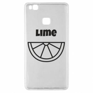 Etui na Huawei P9 Lite Lime for tequila