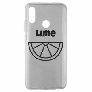 Etui na Huawei Honor 10 Lite Lime for tequila