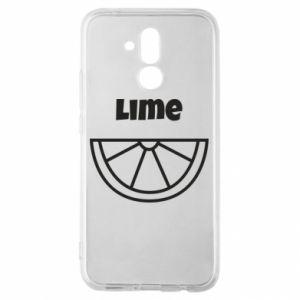 Etui na Huawei Mate 20 Lite Lime for tequila