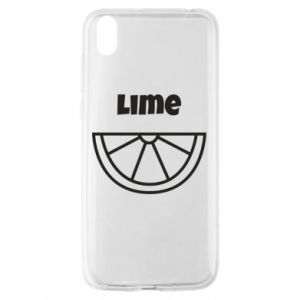 Etui na Huawei Y5 2019 Lime for tequila