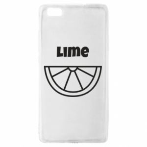 Etui na Huawei P 8 Lite Lime for tequila