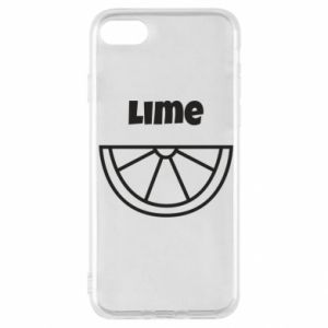 Etui na iPhone SE 2020 Lime for tequila