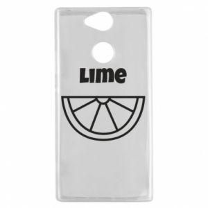 Etui na Sony Xperia XA2 Lime for tequila