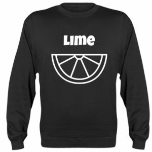 Sweatshirt Lime for tequila