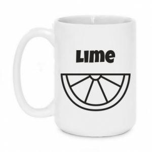 Mug 450ml Lime for tequila