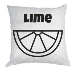 Pillow Lime for tequila