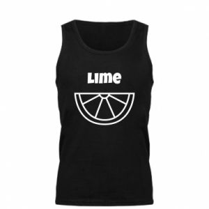 Men's t-shirt Lime for tequila