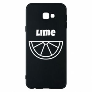 Phone case for Samsung J4 Plus 2018 Lime for tequila