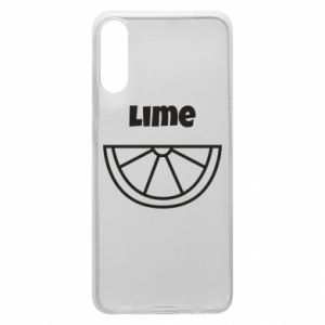 Etui na Samsung A70 Lime for tequila