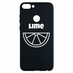Phone case for Huawei P Smart Lime for tequila