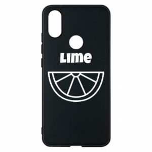 Phone case for Xiaomi Mi A2 Lime for tequila